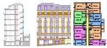 Le domaine de l'architecture Copropriété - Divisions en volumes
